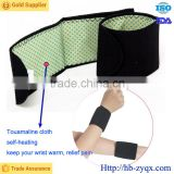 Pain relief Magnetic Medical Heated Wrist Wraps