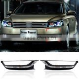Waterproof 6 LED Car DRL For Volkswagen VW Passat B7 2012 2013 2014 Daytime running lights with Dimming                                                                         Quality Choice