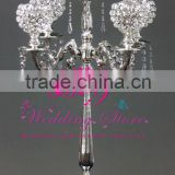 bling crystal candle holders for wedding
