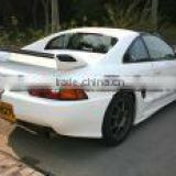 toyota mr2 sw20 version 5 trd style rear spoiler carbon blade