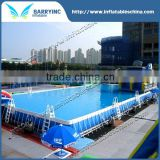Adult Durable Inflatable Commercial Water Park For Fun