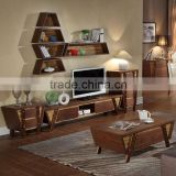Small apartment minimalist dining table modern coffee table storage Meal side cabinet creative combination living room TV cabine