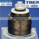 TBEA 48/66kV XLPE high Voltage Power Cable - Underground power cable manufacturer