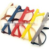 Plastic colorful latest fashion in eyeglasses glasses frame male's eyeglasses optical frame
