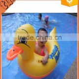 2015 cheap inflatable baby swimming ring / duck swimming ring inflatable for sale made in china