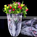 2016 wholesale modern the tulip vases crystal vases for wedding centerpieces