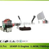 33CC KAWASAKI Gasoline Brush Cutter BC415 (with Wheels Spare Parts)