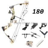 China Archery Compound Bow 180 for Hunting