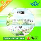 OEM full color offset printing dvd replication with packaging service