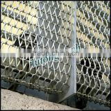 2014 hot sale China stainless steel chain conveyor belt mesh for architectural decoration