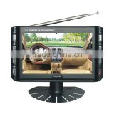 SD/USB AV TV Input 16:9 9inch TFT LCD Car Monitor with Remote Control