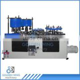 Automatic 4-station Combiner Flanging/Seaming/Neckingpacking Machine For Tin Can Box making Line