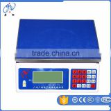 guangzhou 15kg 30kg LCD weighing appliances from alibaba /weighing part electronic bench scale