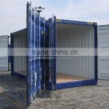 40ft container open side