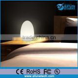 led floor/table craft lamp,decorative battery operated color cordless led floor lamp