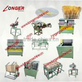 Bamboo Toothpick Making Machine| Bamboo Toothpick Production Line| Bamboo Toothpick Processing Machine