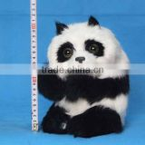 The newtest stuff plush panda toy are realistic and cute