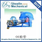 Factory price diesel engine wood chipper, crusher machine for making sawdust with best quality