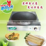 New Design Stainless Steel Industrial Crepe Maker