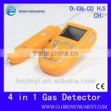PGas-41 CH4 Newly gas flow analyzer portable combustible gas detector from professional manufacturer
