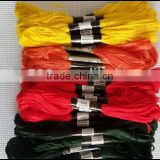 Wholesale similar DMC threads,Cotton thread, cross stitch embroidery thread, cross stitch / Knitting Spiraea