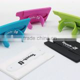 3m sticker wallet card holder with stand for mobile phone