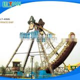 ce approval outdoor playground pirate ship,outdoor amusement park equipment