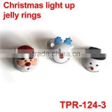 Sell Christmas Light-up Jelly Rings for Kids
