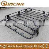 3/4 Frame Auto Roof Rack Luggage Rack Gutter Mount