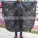 Family barber cut hair perm hair dye aprons/anti-static not sticky hair salon shawl apron