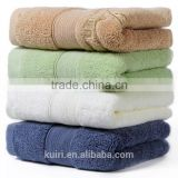 Beach,Hotel,Airplane,Sports Use and Embroidered Pattern 100%organic cotton towel bamboo bath towel