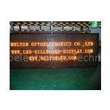 P10 GPRS advertising LED Mobile Billboard / Electronic Scrolling LED Sign High Brightness
