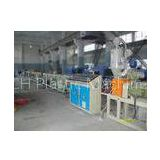 110kw PPR Pipe Extrusion Machine Line / Pipe Making Machine 16 - 63mm With Single Screw Extruder