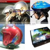 motorcycle helmet bluetooth headset/intercom .driver and passenger intercom cumminication . intercom helmet communicator