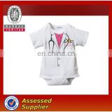 Baby Romper, Made of 30% Cotton, 70% Bamboo Fiber, Customized Designs, Fabrics and Logos are Welcome
