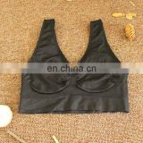 women seamless underwear sublimation sport bra yoga wear