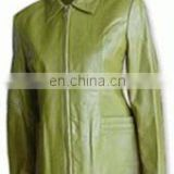 Ladies' Leather Coats LJ-3543