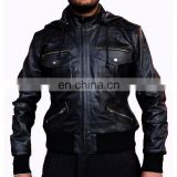 leather jacket online,genuine men leather jacket