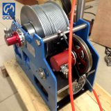 Lifting Capacity 300-3000M Well Borehole Testing Logging Winch Sale