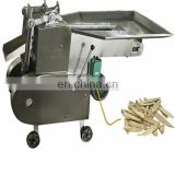 Root Stem Cutting Machine aquatic products Slicing Machine