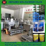 Paint filling equipment Filling Machine/paint packing and capping machine, semi-automatic liquid filling equipment