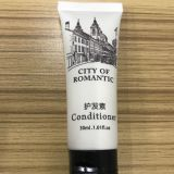 Hydrating Conditioner Travel Guest and Hotel Amenities  Individual Tubes in Eco Responsible Packaging