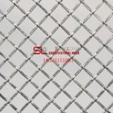 XY-2172 customed color stainless steel decorative wire mesh for cabinet doors