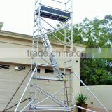 5m Aluminium Mobile scaffolding TOWER