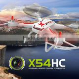 Minitudou Barometer height HD camera Syma X54HC RC drone 2.4g 6axis quadcopter