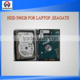 Seagate 500GB SATA2 2.5'' 8M Hard Disk Drive For Laptop