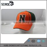 Comfortable Cotton material sports Baseball cap hard hat
