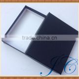 Hot selling wax coated paper gift box & square packing box with custom printing