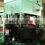 China two rollers precision straightening machine four round steel bar
