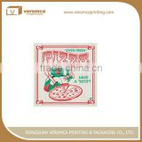 Fancy style frozen pizza packaging supplier